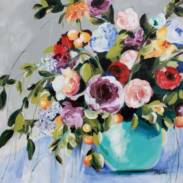 In Bloom - Fine Art Print - from $20.00 - Mindi Oaten Art
