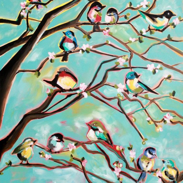 In Harmony - Fine Art Print - Prophetic Christian Fine Art by Mindi Oaten Art
