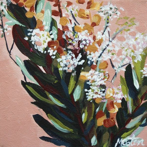 Fall Wildflowers - Fine Art Print - Prophetic Christian Fine Art by Mindi Oaten Art