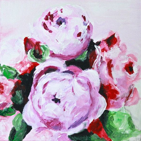 Flowers | Day 2 - Fine Art Print - Prophetic Christian Fine Art by Mindi Oaten Art