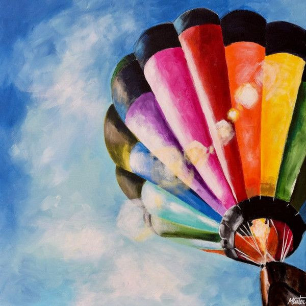 Lift Off - Fine Art Print - Prophetic Christian Fine Art by Mindi Oaten Art