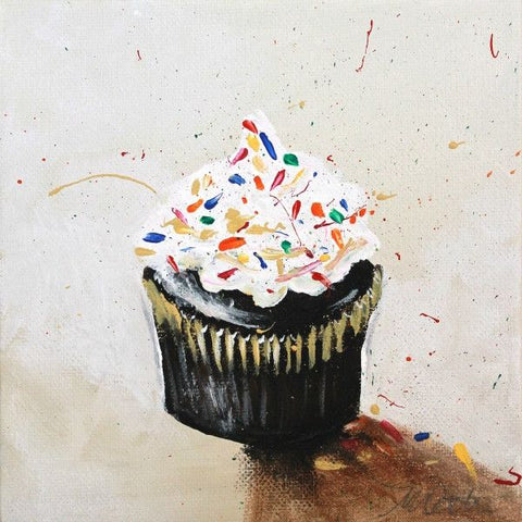 Cupcake | Day 15 - Fine Art Print - Prophetic Christian Fine Art by Mindi Oaten Art