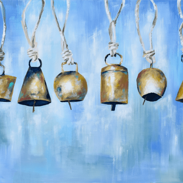 More Cowbell - Fine Art Print - from $20.00 - Mindi Oaten Art