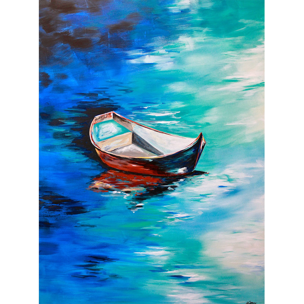 On the Water - Fine Art Print