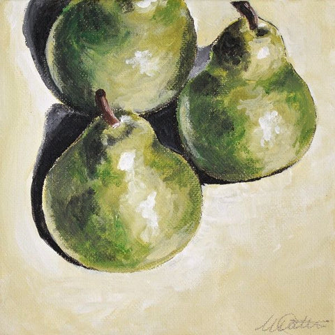 Pears | Day 16 - Fine Art Print - Prophetic Christian Fine Art by Mindi Oaten Art
