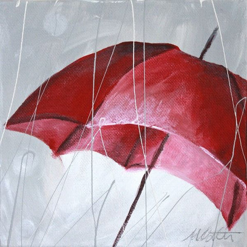 Umbrella | Day 6 - Fine Art Print - Prophetic Christian Fine Art by Mindi Oaten Art