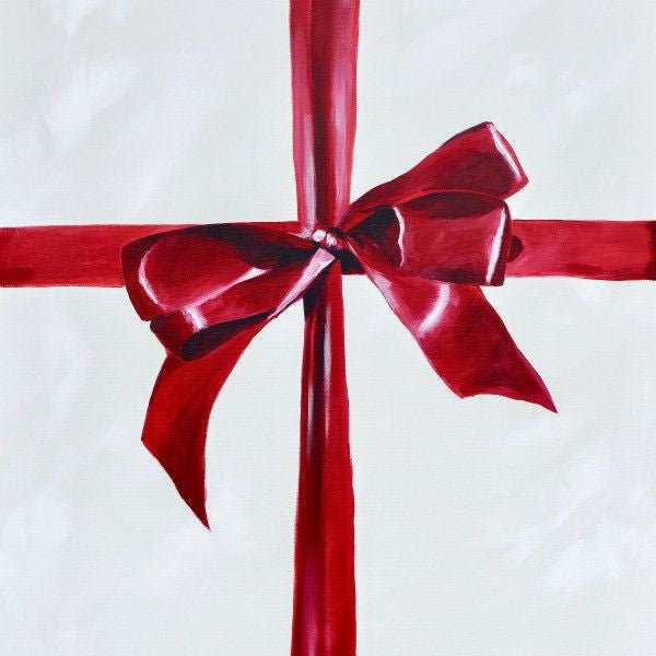 The Gift - Fine Art Print - Prophetic Christian Fine Art by Mindi Oaten Art