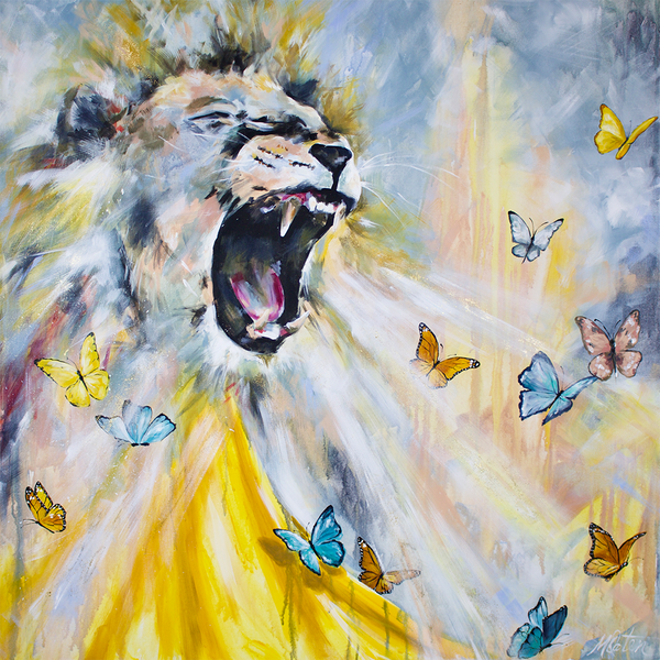 The Roar - Fine Art Print