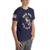 RAKKASANS • 3DBN, 187TH INF. REGT. • UNITDOG 1776 - Short-Sleeve T-Shirt