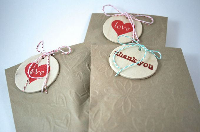 Valentine's Day Gift Bag Tutorial