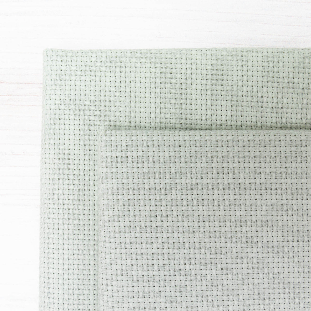 Celadon Cross Stitch Fabric (18 ct)
