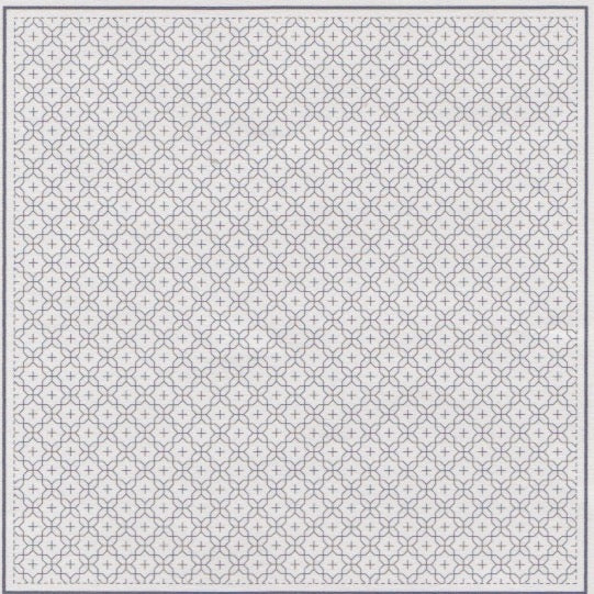 Sashiko Embroidery Kit -Hitomezashi (#843K-34)