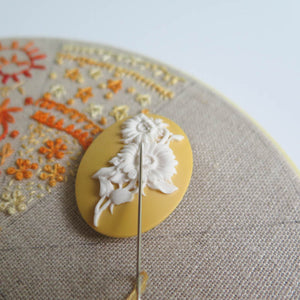 Sunflower Needle Minder