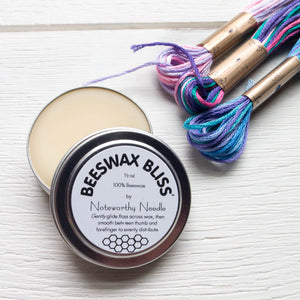 Beeswax Bliss Thread Conditioner Notions - Snuggly Monkey