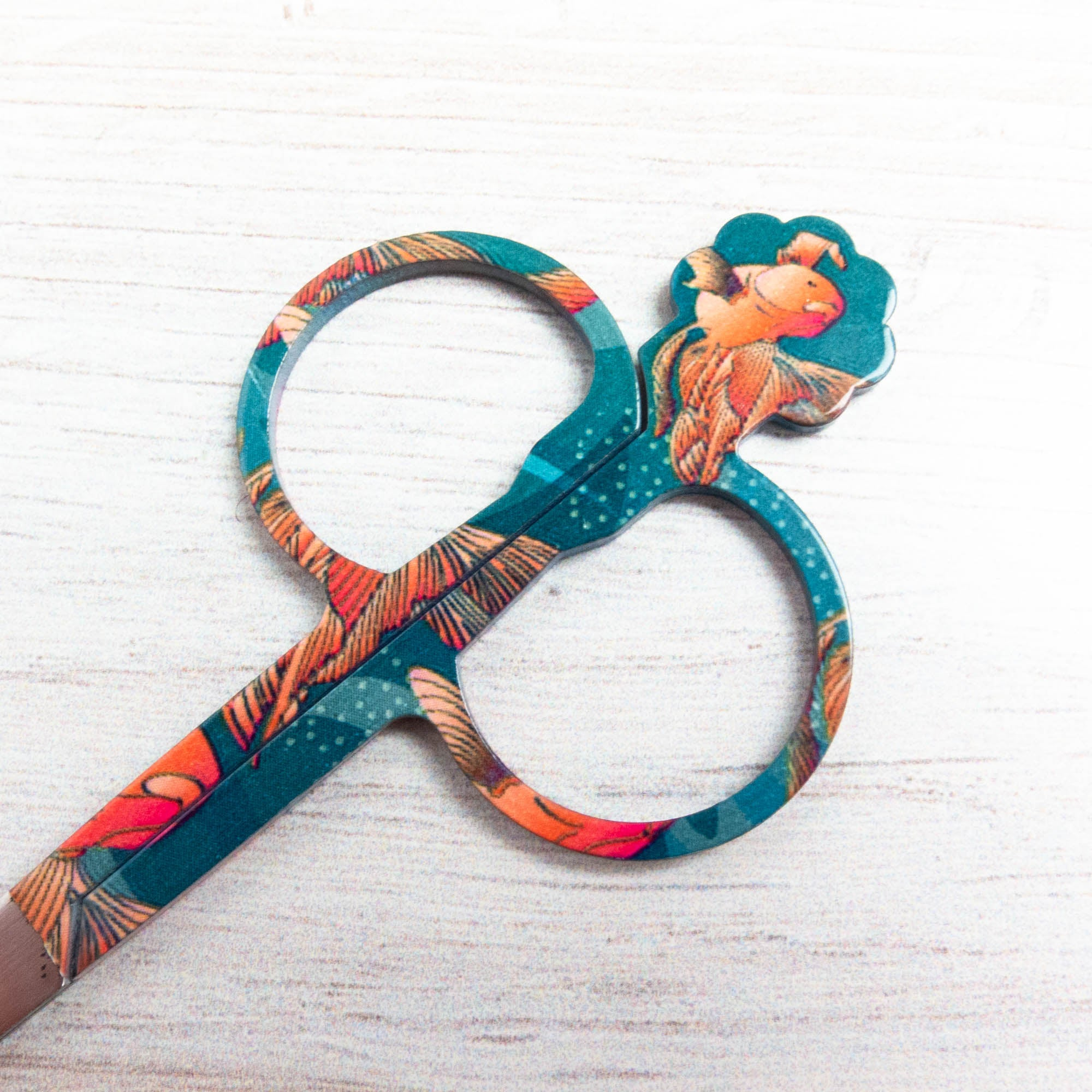 Bohin Embroidery Scissors - Carp Scissors - Snuggly Monkey
