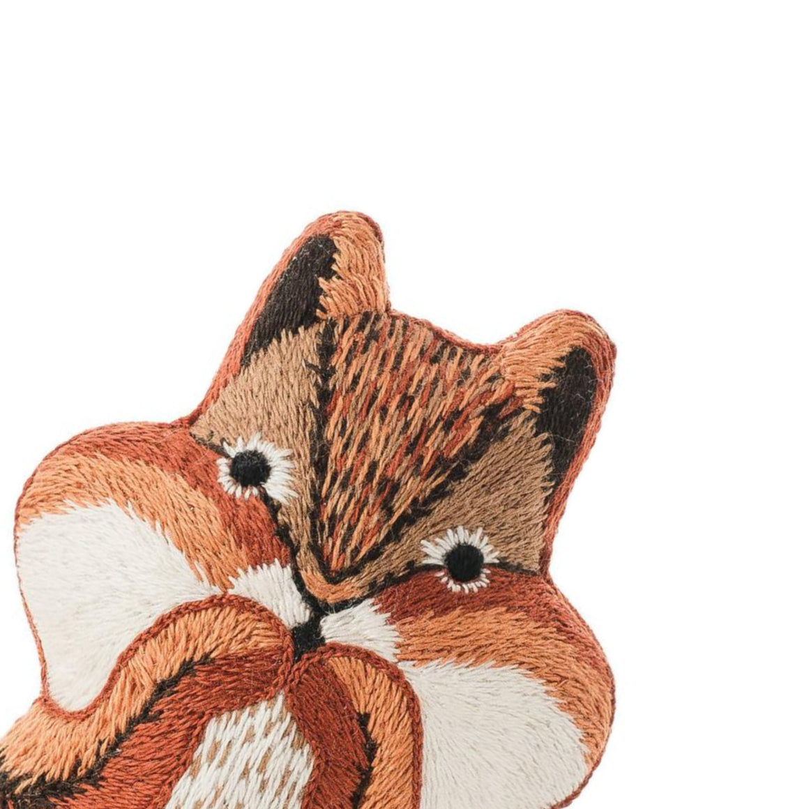 Chipmunk Embroidery Kit by Kiriki Press Embroidery Kit - Snuggly Monkey