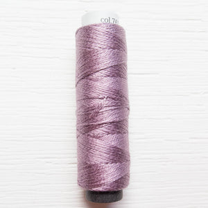 COSMO 3-Strand Embroidery Floss Spool - Smokey Lavender (763) Floss - Snuggly Monkey
