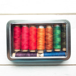 Dropcloth Samplers Weeks Dye Works 2 Strand Floss Collection Floss - Snuggly Monkey