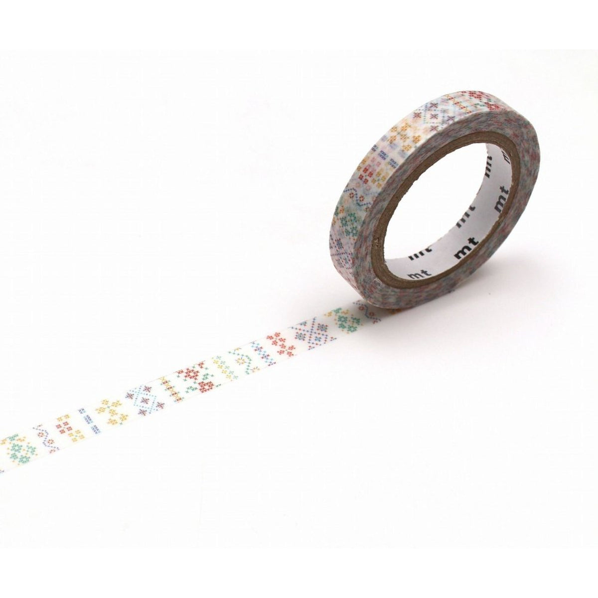 mt Washi Tape - Embroidery Line