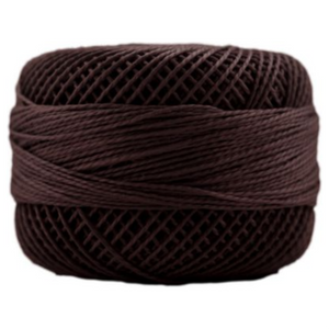 Presencia Finca Perle Cotton - Coffee Brown (8080) Perle Cotton - Snuggly Monkey