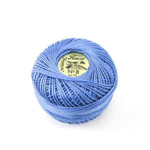 Presencia Finca Perle Cotton -Dark Baby Blue (3319)