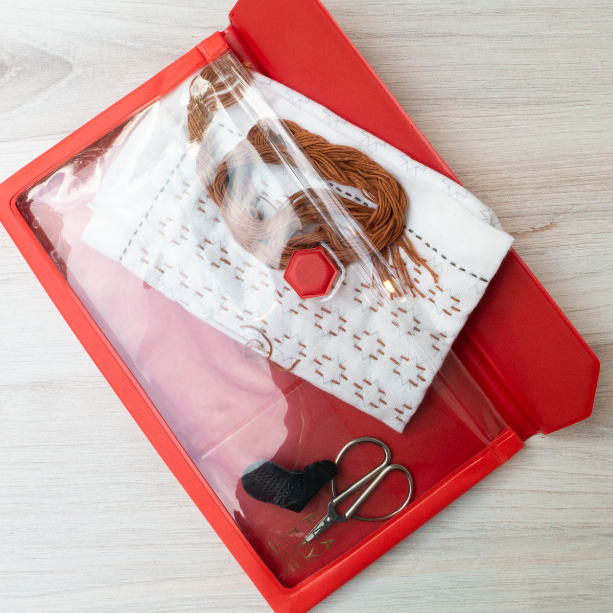 FLATTY Project Bag & Storage Pouch (Small)