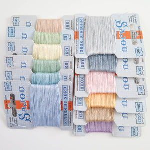Retors de Nord Embroidery Floss Kit - Pastel Colors