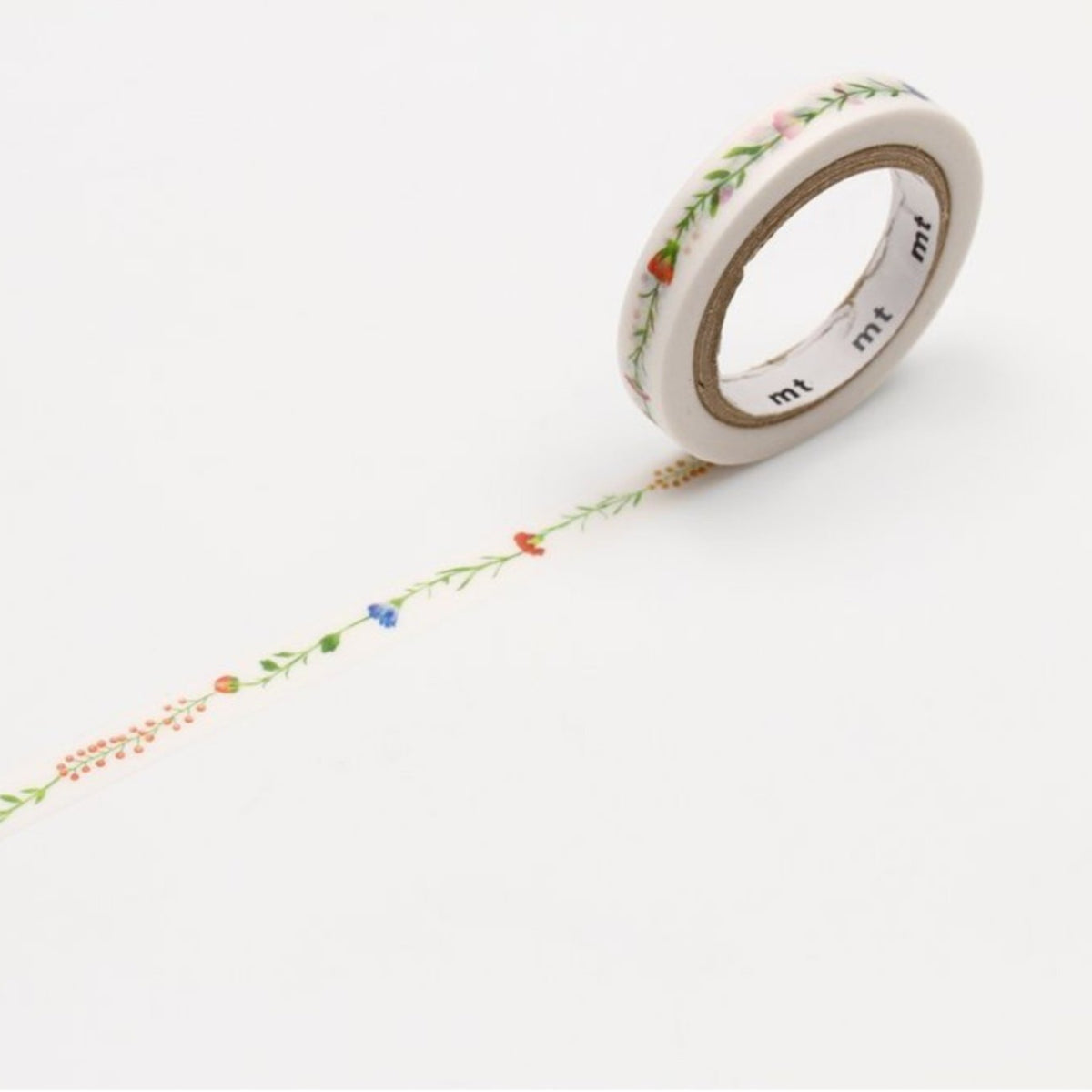 mt Washi Tape - Flower Line