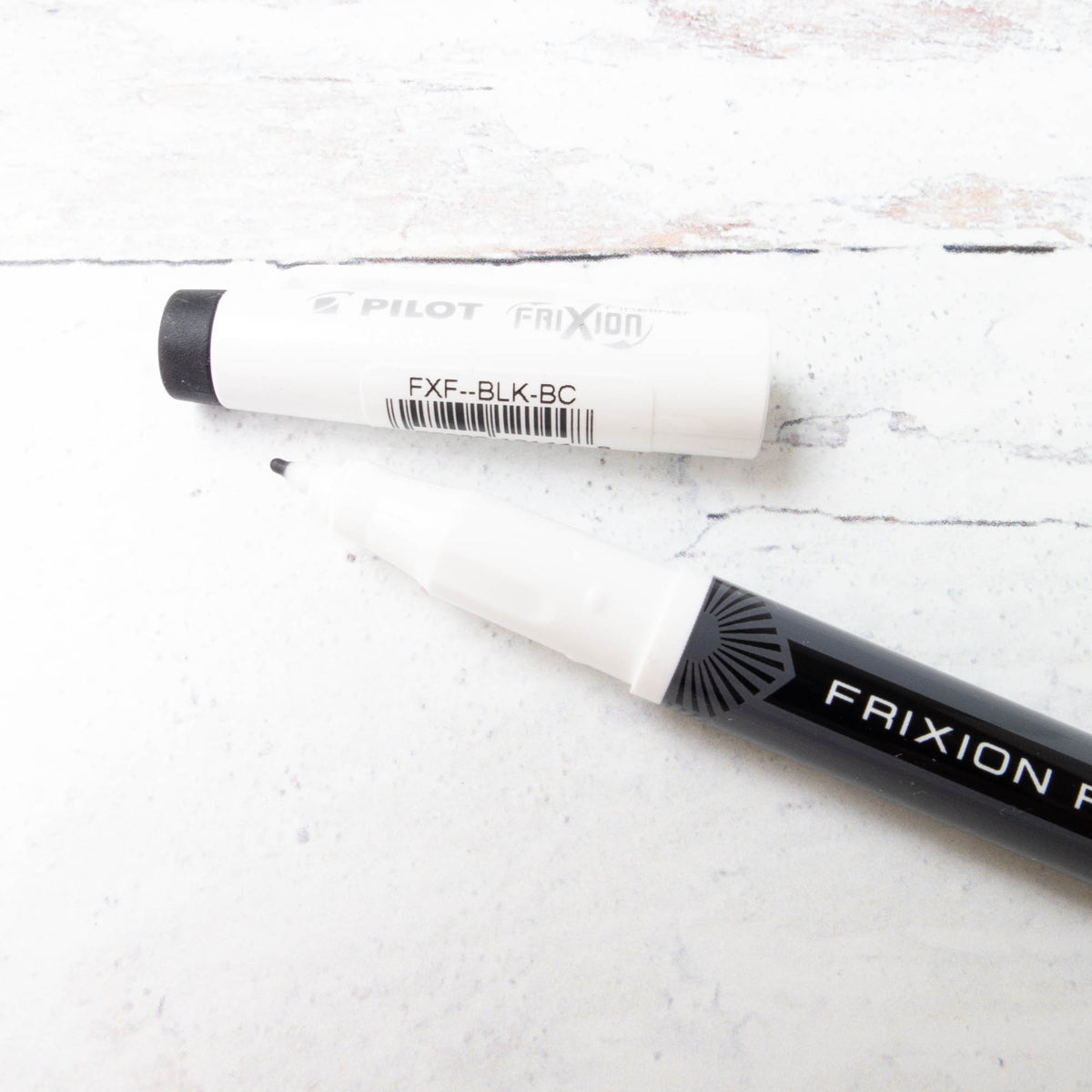 Frixion Fineliner Pen - Black