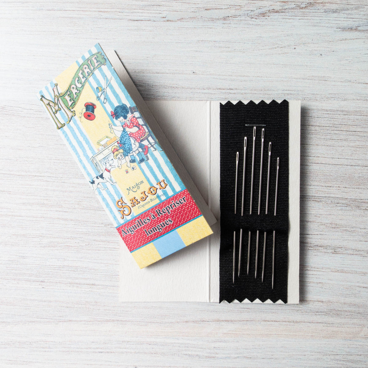 Maison Sajou Long Darning Needles Needles - Snuggly Monkey