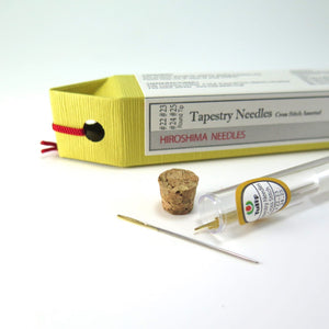 Tulip Hiroshima Cross Stitch Needles - Tapestry Needles