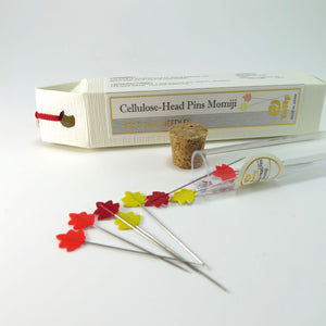 Tulip Hiroshima Flower Head Pins - Momiji Needles - Snuggly Monkey