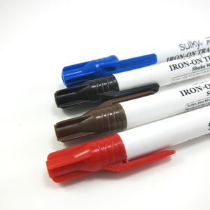 Sulky Iron-on Transfer Pens - Multi-Color Pack