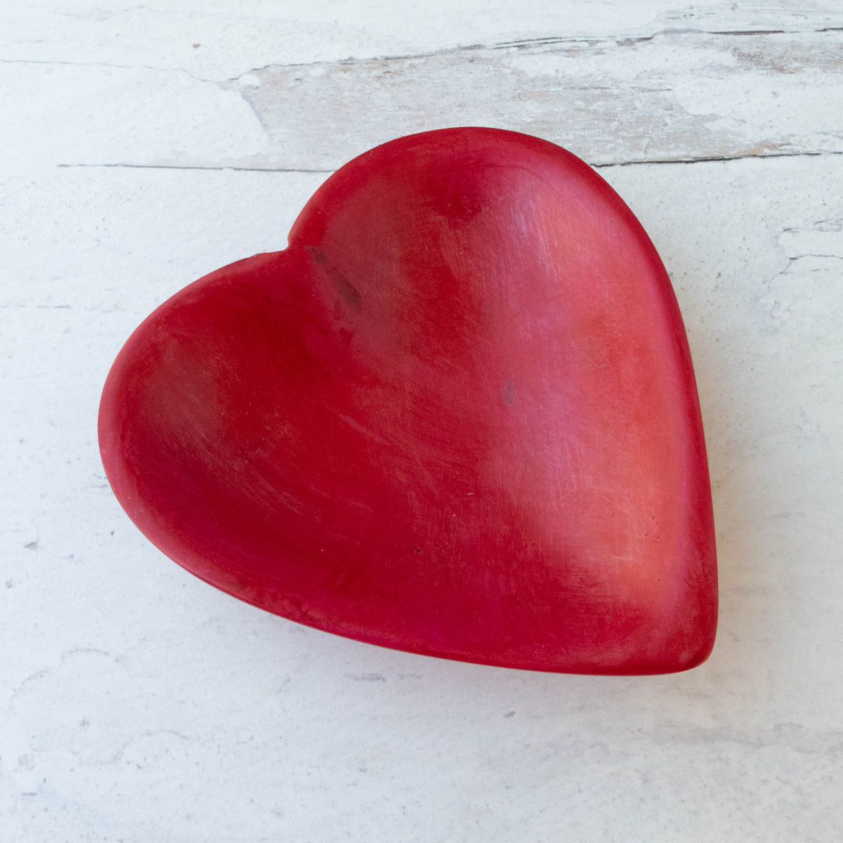 Red Heart Pin Bowl