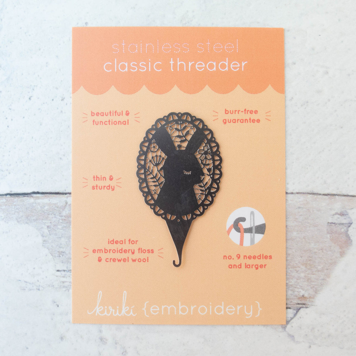 Kiriki Press Classic Needle Threader