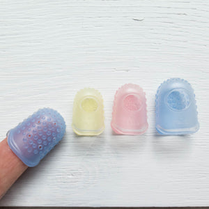 Little House Needle Gripper Silicone Thimble Notions - Snuggly Monkey