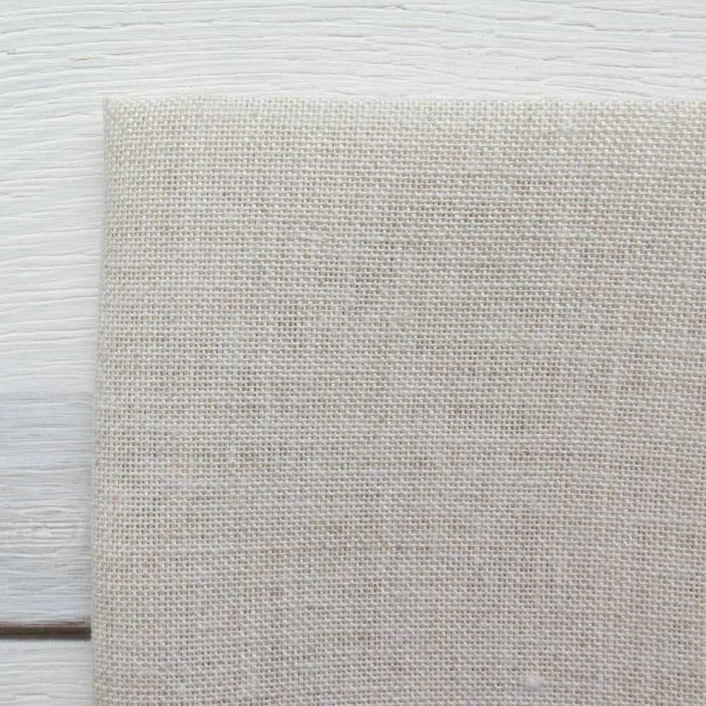 Rustic Flax Linen - 28 ct or 32 ct Cross Stitch Fabric