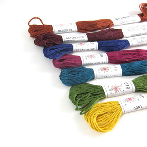 Sublime Stitching Laurel Canyon Embroidery Floss Set Floss - Snuggly Monkey