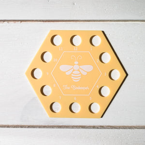 Beekeeper Thread Organizer Floss Organizer - Snuggly Monkey