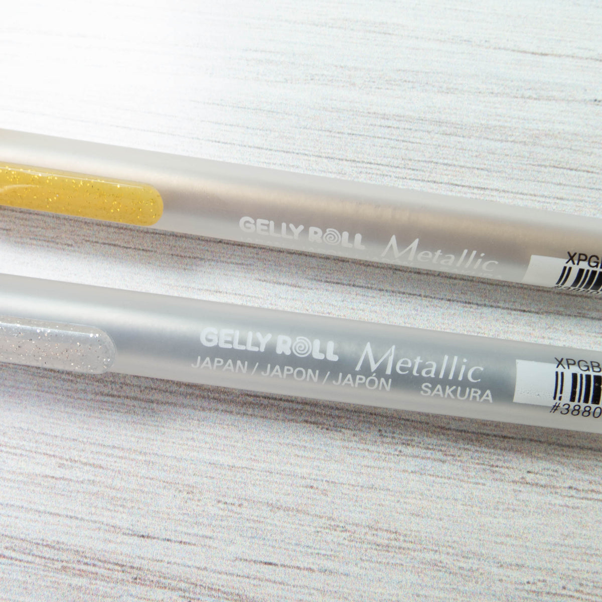 Metallic Gelly Roll Pen (Silver or Gold)