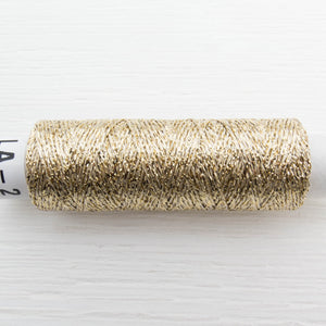Olympus Metallic Embroidery Floss - Gold