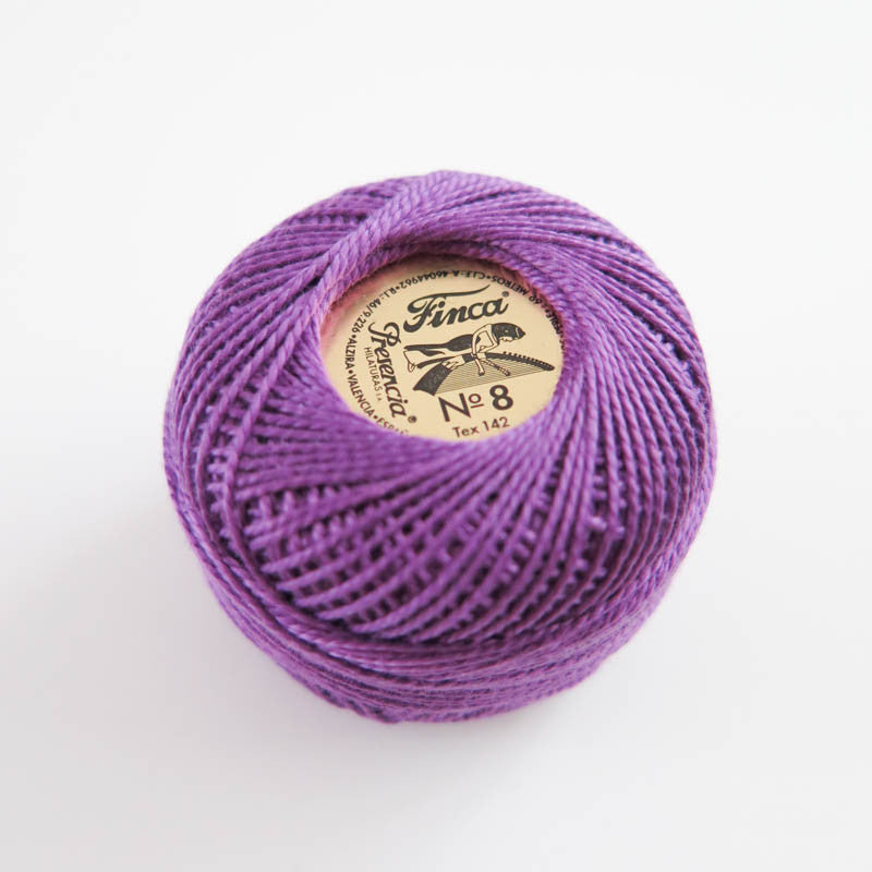 Presencia Finca Perle Cotton - Medium Violet (2627)