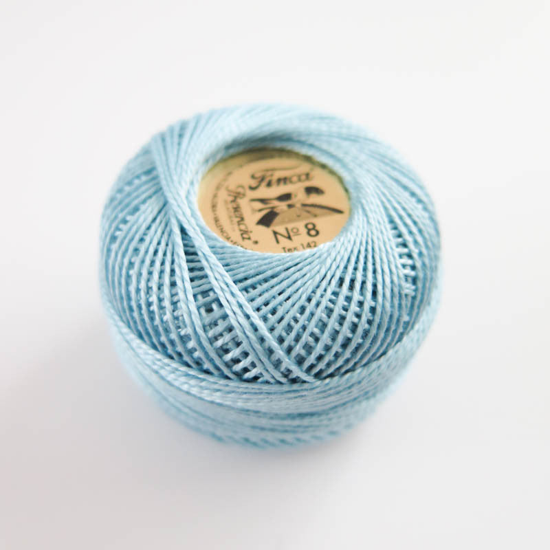 Presencia Finca Perle Cotton - Light Turquoise (3556)