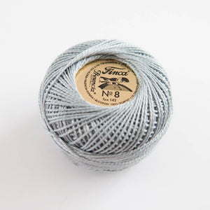 Presencia Finca Perle Cotton - Light Pewter (8773)
