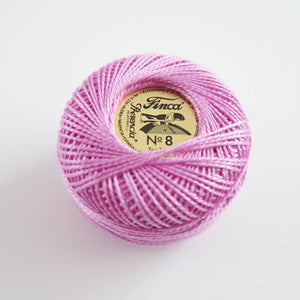 Presencia Finca Perle Cotton - Medium Plum (2397)