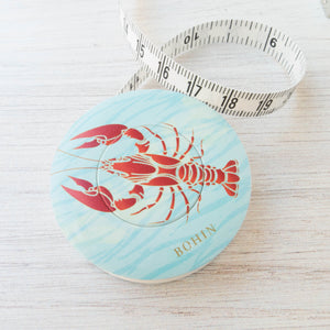 Bohin Tape Measure - Lobster Tape Measure - Snuggly Monkey