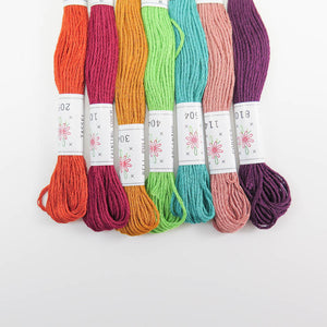 Parlour Embroidery Floss Set - Sublime Stitching Floss Floss - Snuggly Monkey