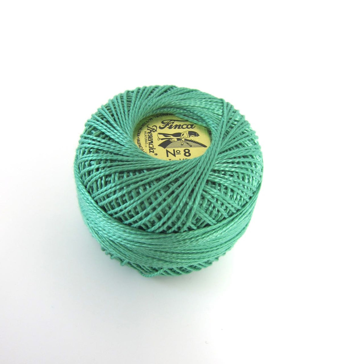 Emerald Finca Perle Cotton Thread (4350) Perle Cotton - Snuggly Monkey