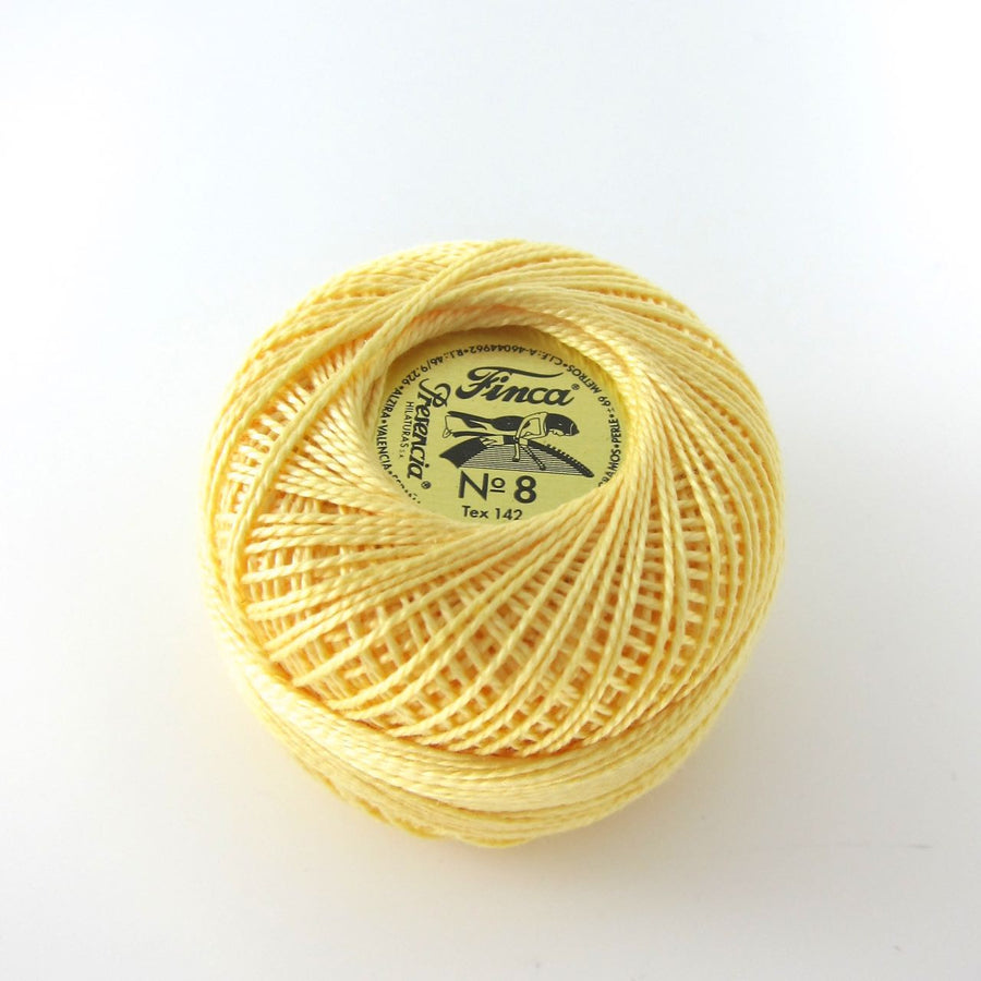 Yellow Pearl Cotton