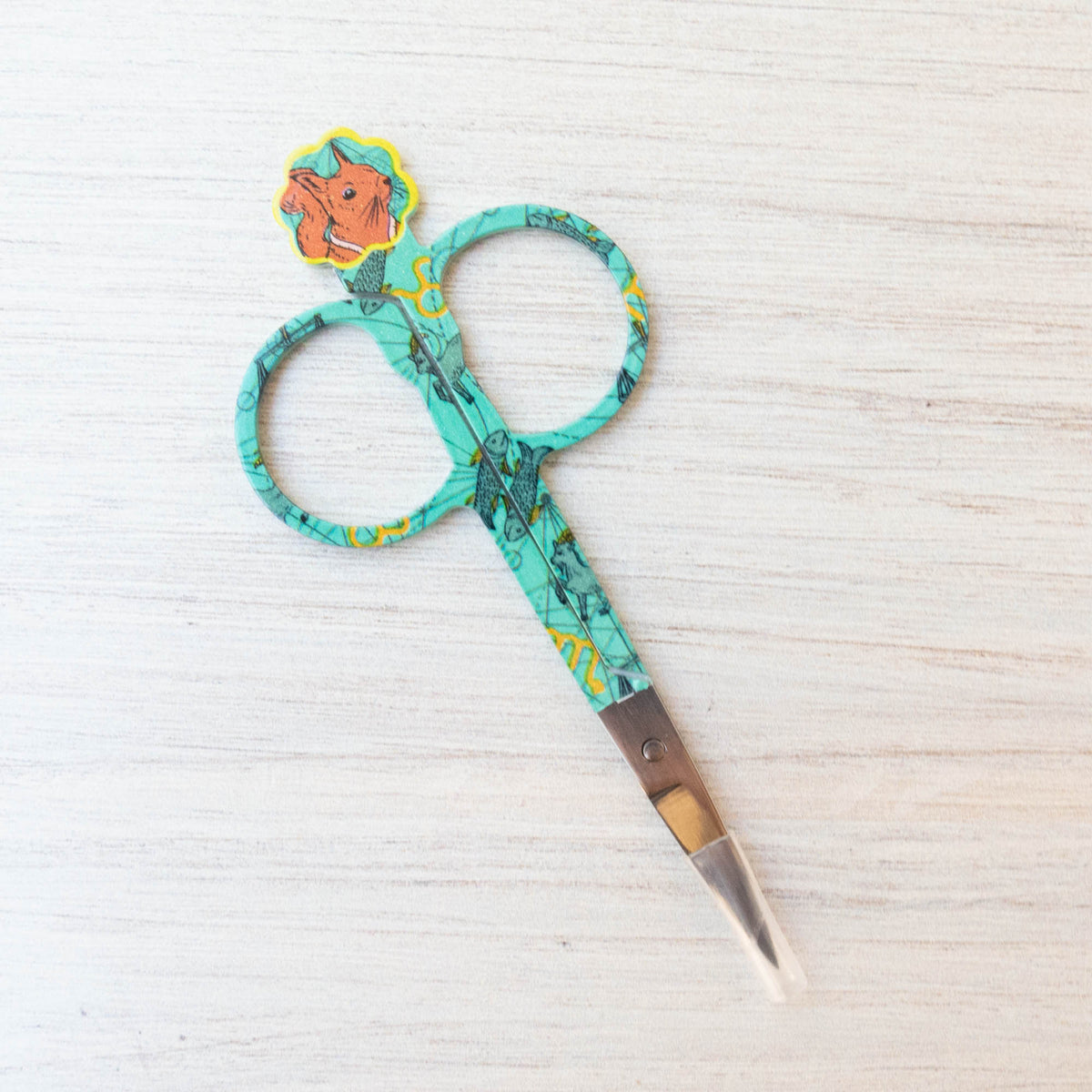 Bohin Embroidery Scissors - Squirrel